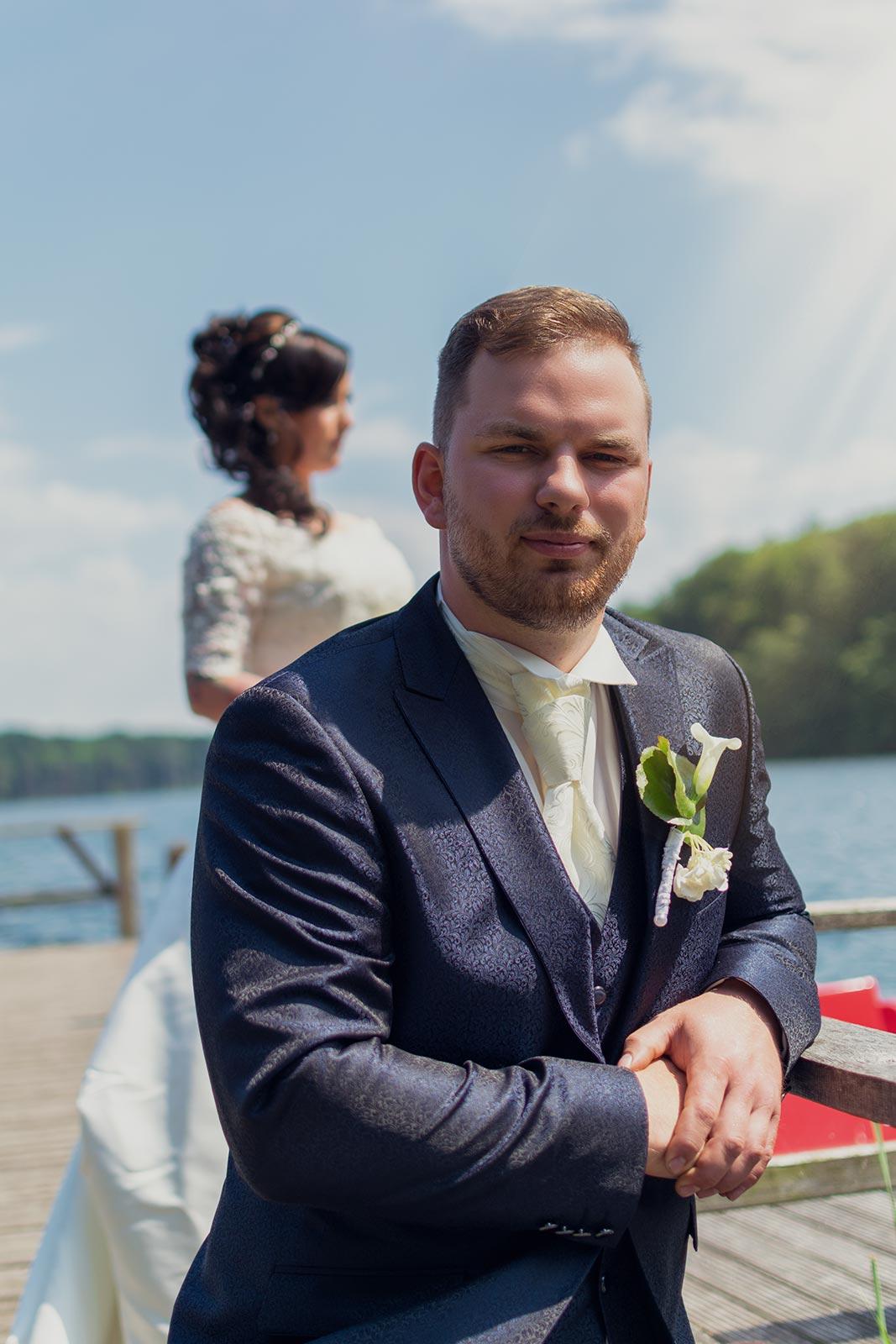 Hochzeitsfoto Usedom