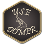USE-DOMER FOTOGRAFIE Logo