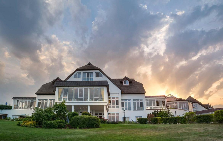 Golfhotel Balm Shooting Fotograf Zimmer Fewo Werbung Insel Usedom